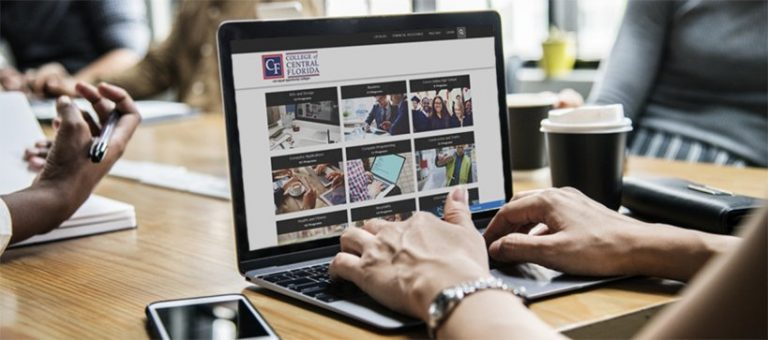 Online Advertising to College Students