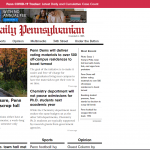College Newspaper Online Advertising