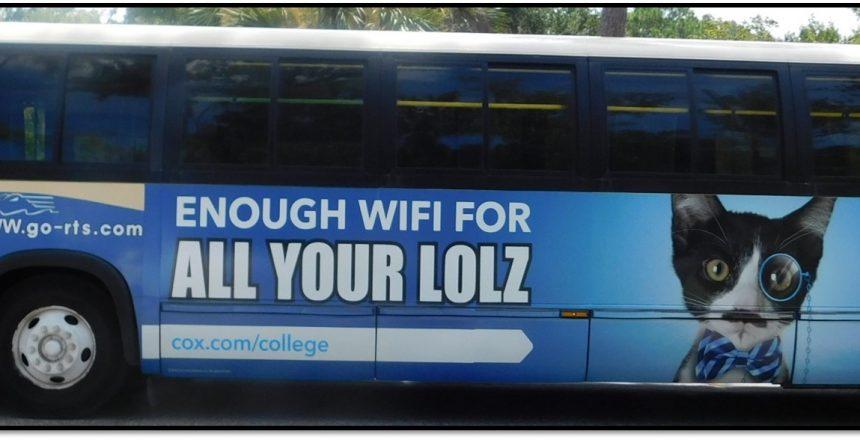 Campus Transit Advertising