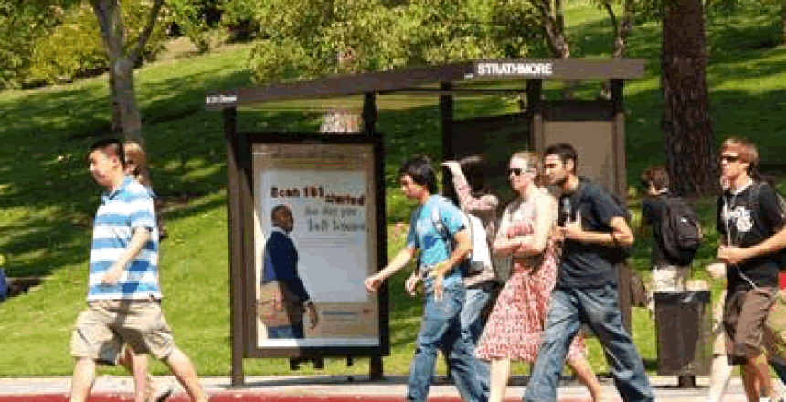 Out-of-Home Advertising to College Students